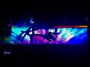 U2 The Joshua Tree Tour Beautiful Day Levi's Stadium May 17, 2017