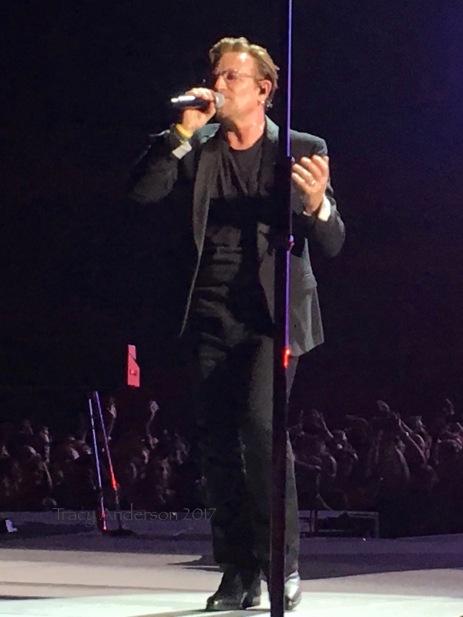 Bono Rose Bowl May 20, 2017