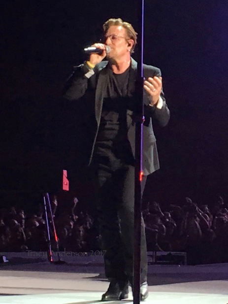 Bono Rose Bowl May 20, 2017