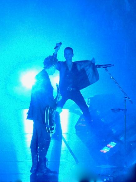 Dave Gahan Jacket and Martin Gore Depeche Mode Global Spirit Tour Rogers Place Edmonton Oct 27 2017