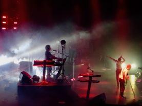 Depeche Mode Red Global Spirit Tour Rogers Place Edmonton Oct 27 2017