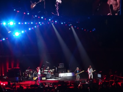 Tragically Hip Edmonton July 30 2016 Band