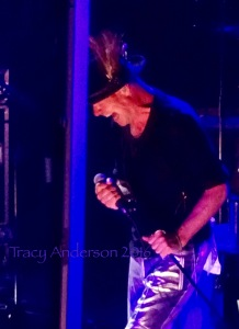 Gord Downie of the Tragically Hip, Man Machine Poet Tour Edmonton, Rexall Place, July 30, 2016