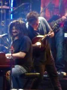Adam and David of Counting Crows Edmonton July 14, 2017