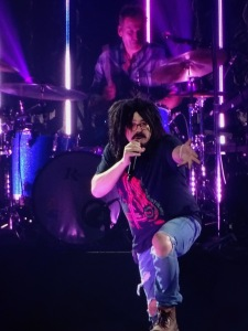 Adam Duritz - Counting Crows Rogers Place Edmonton July 14 2017