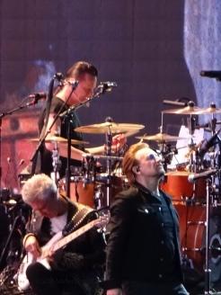 Bono Adam Larry Croke Park Dublin July 22 2017