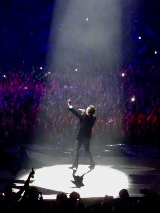 Bono in Spotlight Croke Park July 2017