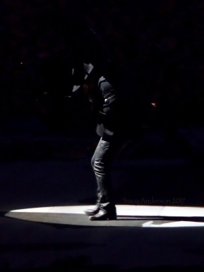 The Shadowman - Bono - Croke Park 2017