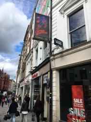 Captain America's Grafton Street Dublin July 20 2017
