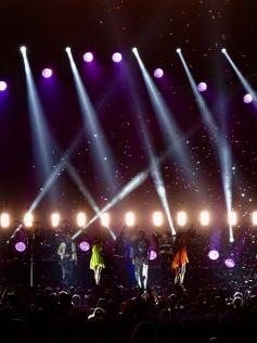 The Grand Finale Duran Duran Paper Gods Tour Roger's Place Edmonton July 10, 2017