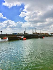 East Link Bridge Dublin July 24 2017