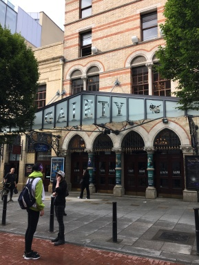 Gaiety Theatre Dublin July 20 2017