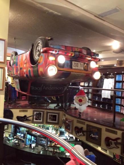 Hard Rock Cafe Dublin 2015