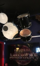 Larry's Drums at Captain America's Grafton Street Dublin July 23 2017