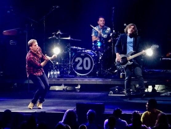 Matchbox 20 Rogers Place Edmonton July 14, 2017