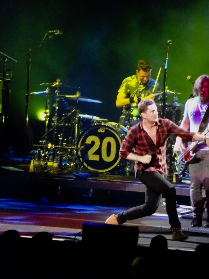 A Brief History Of Everthing: Counting Crows and Matchbox20