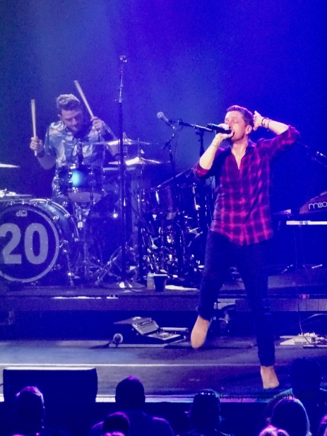 Rob Thomas Matchbox 20 Rogers Place Edmonton July 14, 2017
