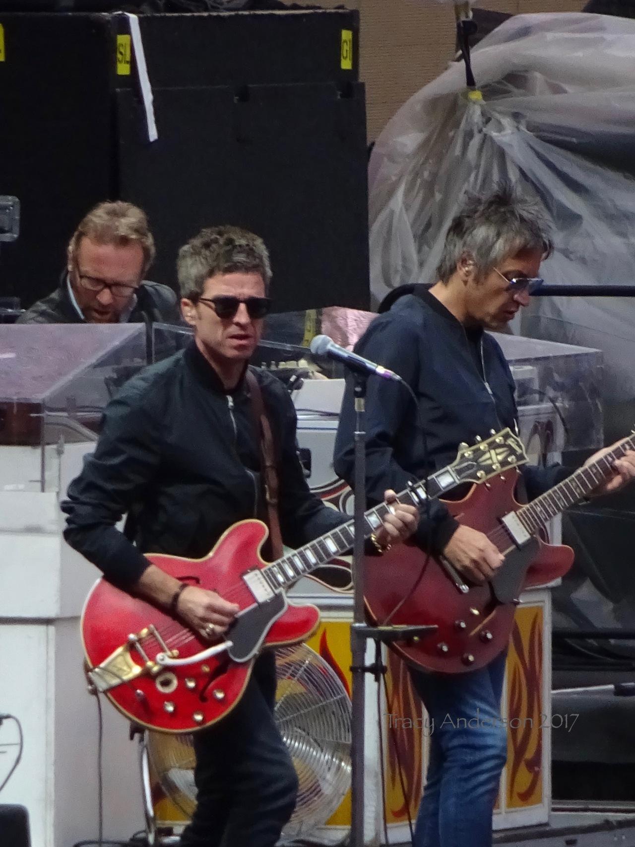Noel Gallagher Croke Park Dublin July 22 2017