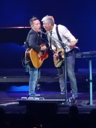 Paul Doucette and Kyle Cook Matchbox 20 Rogers Place Edmonton July 14, 2017