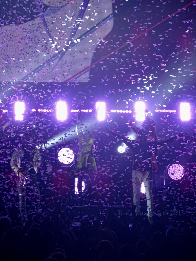 Rio Confetti Close up