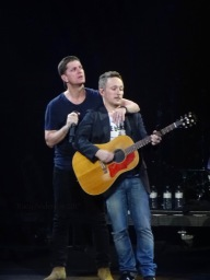 Rob Thomas and Paul Doucette Matchbox 20 Rogers Place Edmonton July 14, 2017