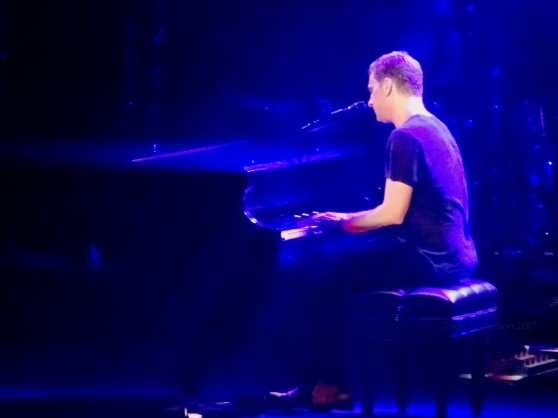 Rob's Ghostly Piano - Matchbox 20 Rogers Place Edmonton July 14 2017