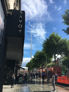 Savoy Theatre O'Connell Street Dublin July 20 2017