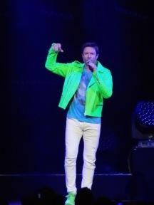 Simon Le Bon Duran Duran Paper Gods Tour Edmonton, Rogers Place July 10, 2017