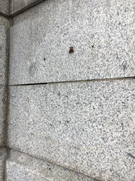 The Dandelion Market Sign is Gone! Dublin July 20 2017