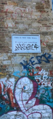 This Is Not The Wall 2001