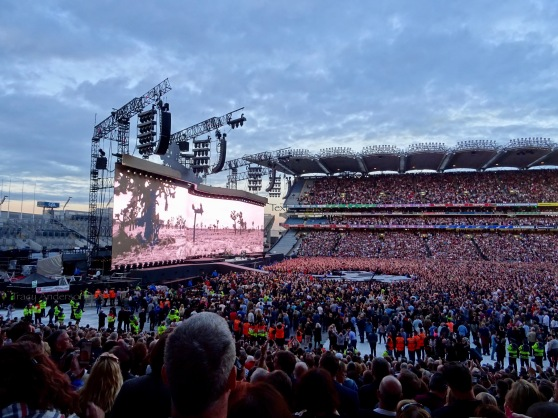 U2 The Joshua Tree Tour Croke Park Dublin July 22 2017
