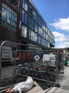 Where the Original Windmill Lane Studios were Dublin July 24 2017