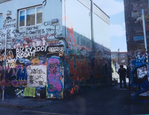 Windmill Lane 2001