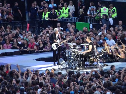 Adam and Larry U2 Brussels August 1 2017