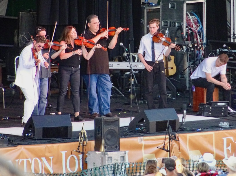 Ashley MacIsaac and Cape Breton's Finest Edmonton Folk Fest 2017