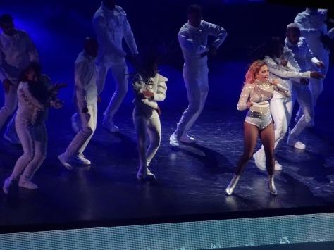 Lady Gaga Blue and White Joanne World Tour Edmonton Aug 3 2017