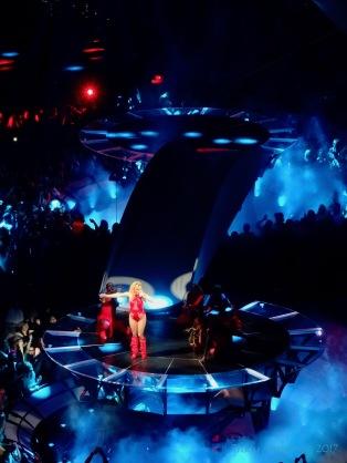 Lady Gaga C Stage Joanne World Tour Edmonton Aug 3 2017
