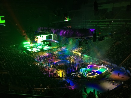 Lady Gaga Clolourful Stages 2 Joanne World Tour Edmonton Aug 3 2017