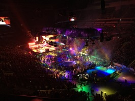 Lady Gaga Colourful Stages Joanne World Tour Edmonton Aug 3 2017
