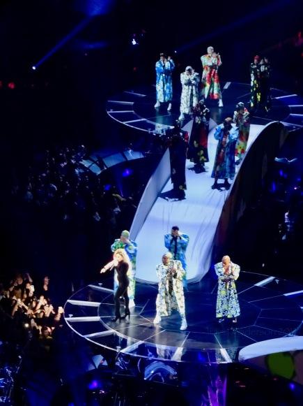 Lady Gaga Crossing Stages Joanne World Tour Edmonton Aug 3 2017