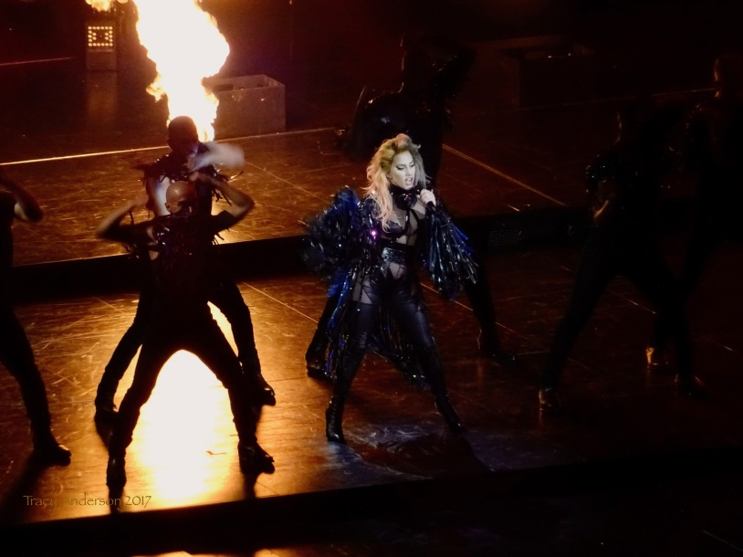 Lady Gaga Fire Joanne World Tour Edmonton Aug 3 2017