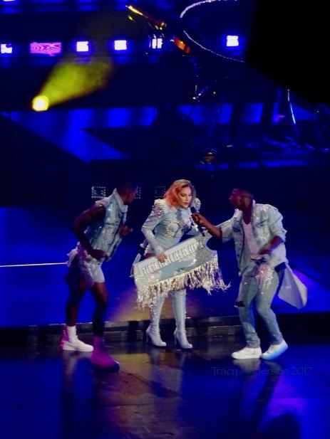 Lady Gaga Keyboard Joanne World Tour Edmonton Aug 3 2017