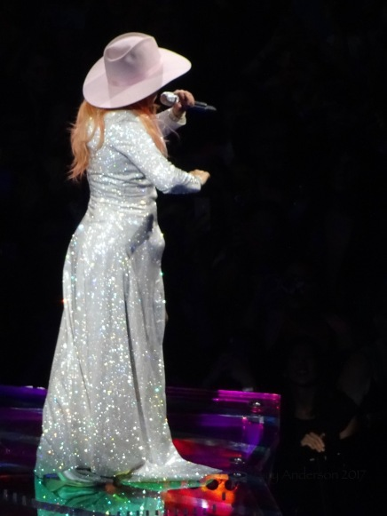 Lady Gaga On the Piano Joanne World Tour Edmonton Aug 3 2017