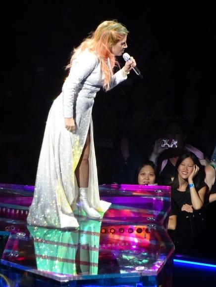 Lady Gaga On the Piano Million Joanne World Tour Edmonton Aug 3 2017