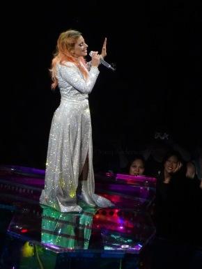 Lady Gaga On the Piano Million Reasons Joanne World Tour Edmonton Aug 3 2017