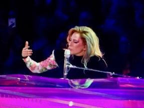 Lady Gaga Piano Joanne World Tour Edmonton Aug 3 2017
