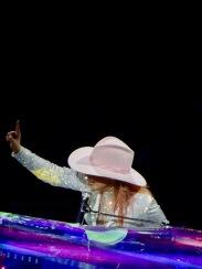 Lady Gaga Piano Million Reasons Joanne World Tour Edmonton Aug 3 2017