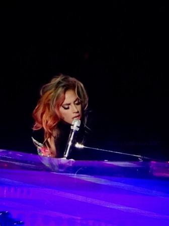 Lady Gaga Piano Portrait 2 Joanne World Tour Edmonton Aug 3 2017