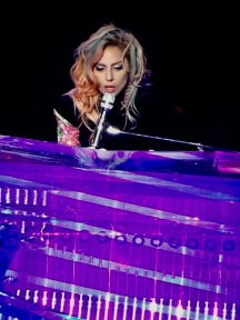 Lady Gaga Piano Portrait 3 Joanne World Tour Edmonton Aug 3 2017