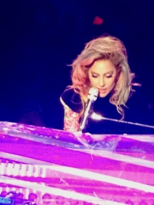 Lady Gaga Piano Portrait Joanne World Tour Edmonton Aug 3 2017